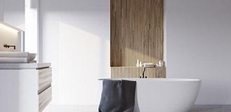 防水涂料/浆料主要用于厨房和卫生间等区域的防水防潮。