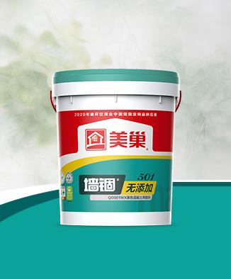 墙锢QG501WX无添加黄色混凝土界面剂